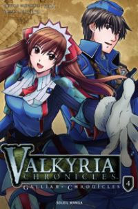 Valkyria chronicles - Gallian chronicles T4, manga chez Soleil de Kito