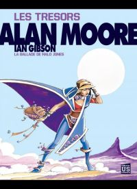 Les trésors d'Alan Moore : La ballade de Halo Jones (0), comics chez Soleil de Moore, Gibson