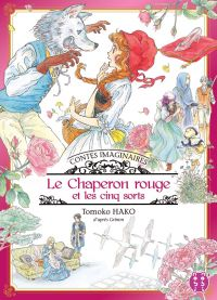 Le chaperon rouge et les cinq sorts, manga chez Nobi Nobi! de Hako