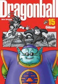 Dragon Ball – Ultimate edition, T15, manga chez Glénat de Toriyama