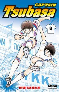 Captain Tsubasa T8, manga chez Glénat de Takahashi