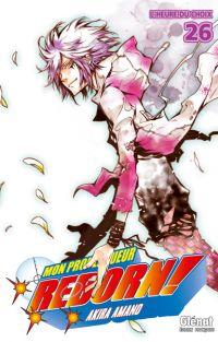 Reborn ! Mon prof le tueur T26 : L'heure du choix (0), manga chez Glénat de Amano