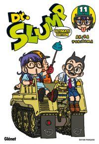 Dr Slump – Ultimate edition, T11, manga chez Glénat de Toriyama