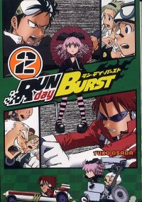 Run Day Burst T2, manga chez Ki-oon de Osada