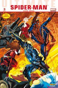 Ultimate Spider-man - Hors série T3 : Fatalité ultime (0), comics chez Panini Comics de Bendis, Sandoval, Wilson, Hitch
