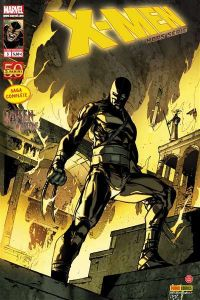 X-Men (revue) – Hors série V 2, T3 : Empire (Daken Dark Wolverine) (0), comics chez Panini Comics de Liu, Way, Camuncoli, Cornia, Conrad, Lobacarro, d' Armata, Sotomayor