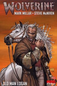 Wolverine : Old man Logan (1), comics chez Panini Comics de Millar, McNiven, Strain, Ponsor, Mounts, Hollowell, Keith, Fairbairn, Turner