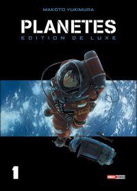 Planetes – Edition Deluxe, T1, manga chez Panini Comics de Yukimura