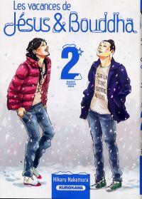 Les Vacances de Jésus et Bouddha T2, manga chez Kurokawa de Nakamura