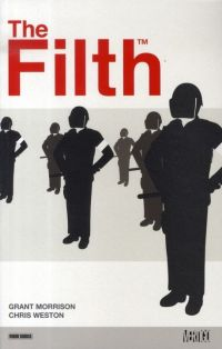 The Filth, comics chez Panini Comics de Morrison, Weston, Hollingsworth