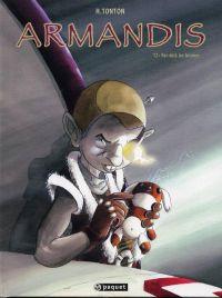 Armandis T2 : Par dela les brumes (0), bd chez Paquet de Tonton
