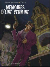 Mémoires d'une vermine, bd chez Albin Michel de Trillo, Sàenz Valiente
