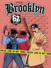Brooklyn 62nd T1 : Latinos Requiem (0), bd chez Paquet de Koeniguer, Scomazzon