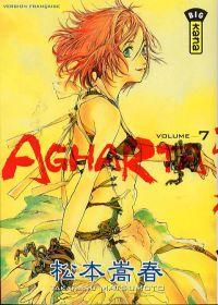 Agharta T7, manga chez Kana de Matsumoto