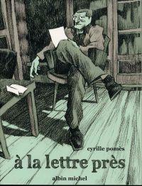 À la lettre près, bd chez Albin Michel de Pomès