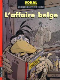 Canardo T15 : L'affaire belge (0), bd chez Casterman de Sokal