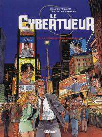 Le cybertueur T4 : La grande conspiration (0), bd chez Glénat de Godard, Plumail, Balland