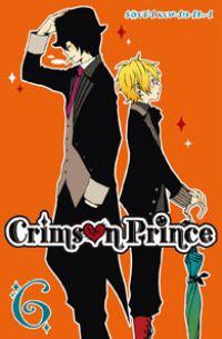 Crimson prince T6, manga chez Ki-oon de Kuwahara
