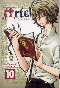 Artelier collection T10, manga chez Ki-oon de Hioka