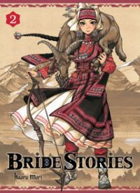 Bride stories T2, manga chez Ki-oon de Mori