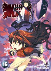 Kurokami - Black God T16, manga chez Ki-oon de Park, Lim