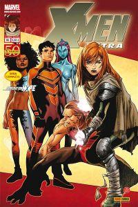 X-Men (revue) – Extra, T86 : Génération Hope (0), comics chez Panini Comics de Gillen, Espin, McKelvie, Martin, Charalampidis, Wilson, Coipel