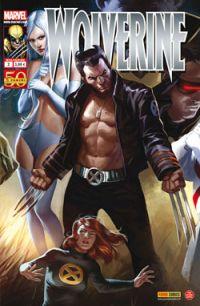 Wolverine (revue) – Revue V 2, T2 : Wolverine en Enfer (2/3) (0), comics chez Panini Comics de Aaron, Guedes, Wilson, Djurdjevic
