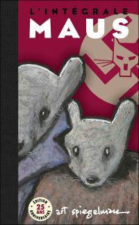 Maus, comics chez Flammarion de Spiegelman