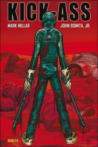 Kick-Ass – Intégrale Deluxe, T1, comics chez Panini Comics de Millar, Romita Jr, White