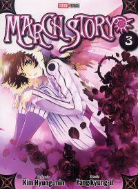March Story T3, manga chez Panini Comics de Kyung-il