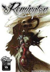 Remington T5 : Le Dofus de Calypso (1/4) (0), comics chez Ankama de Elrico, Hérenguel, Kim, Studio World Wide, Jonoo