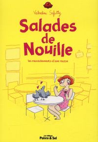 Salades de nouille : Les roucoulements d'une rousse, bd chez Poivre et sel de Safatly
