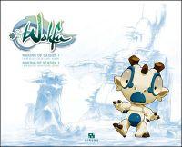Wakfu - Making Of Saison 1 T6 : Calme bleu - L'île de Moon - Adamaï, bd chez Ankama de Tot, Collectif
