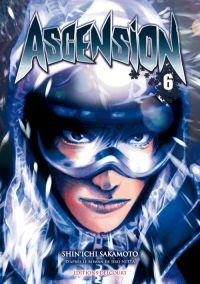 Ascension T6, manga chez Delcourt de Nabeta, Nitta, Sakamoto