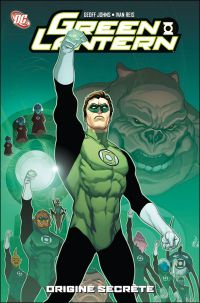 Green Lantern - Best comics T1 : Origine secrète (0), comics chez Panini Comics de Johns, Reis, Mayor