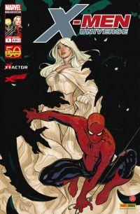 X-Men Universe – Revue V 1, T9 : Secrets (0), comics chez Panini Comics de Remender, David, Gischler, Ribic, De Landro, Bachalo, Lupacchino, Milla, Cox, Wilson, Dodson