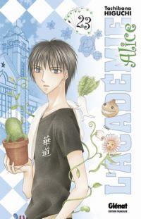 L'académie Alice T23 : , manga chez Glénat de Higuchi
