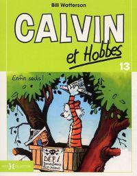 Calvin et Hobbes T13 : Enfin seuls !, comics chez Hors Collection de Watterson