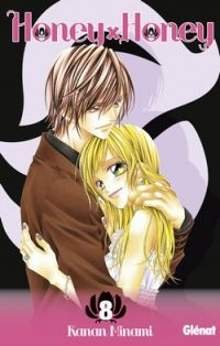 Honey X honey T8, manga chez Glénat de Kanan