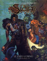 Slaine T1 : Le dieu cornu (1), comics chez Nickel de Mills, Bisley