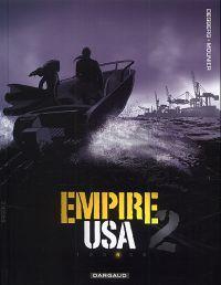 Empire USA T4, bd chez Dargaud de Desberg, Mounier, Poupelin, Ravon, Reculé