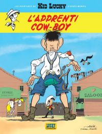 Kid Lucky T1 : L'apprenti cow-boy (0), bd chez Lucky Comics de Achdé, Mel