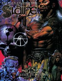Slaine T2 : Tueur de démon (1), comics chez Nickel de Mills, Fabry, Power, Lloyd