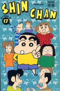 Shin Chan saison 2  T17 : , manga chez Casterman de Usui