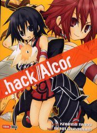 .Hack Alcor, manga chez Panini Comics de Amou , Izumibara