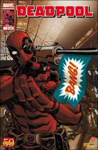 Deadpool (revue) – V 2, T7 : Péchés capitaux (0), comics chez Panini Comics de Way, Barbieri, Gracia, Johnson