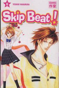 Skip beat ! T6, manga chez Casterman de Nakamura