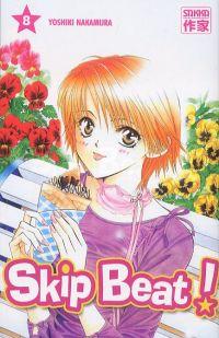 Skip beat ! T8 : , manga chez Casterman de Nakamura