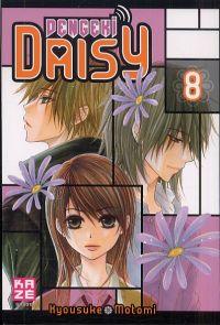Dengeki Daisy T8, manga chez Kazé manga de Motomi
