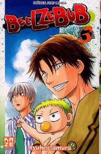 Beelzebub T3, manga chez Kazé manga de Tamura